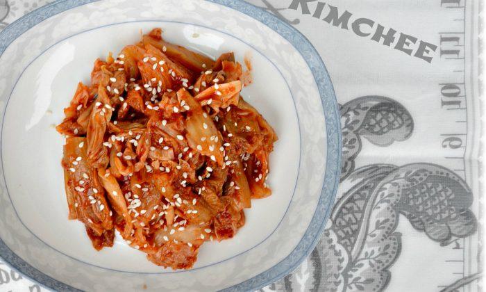 kimchi – menu domů