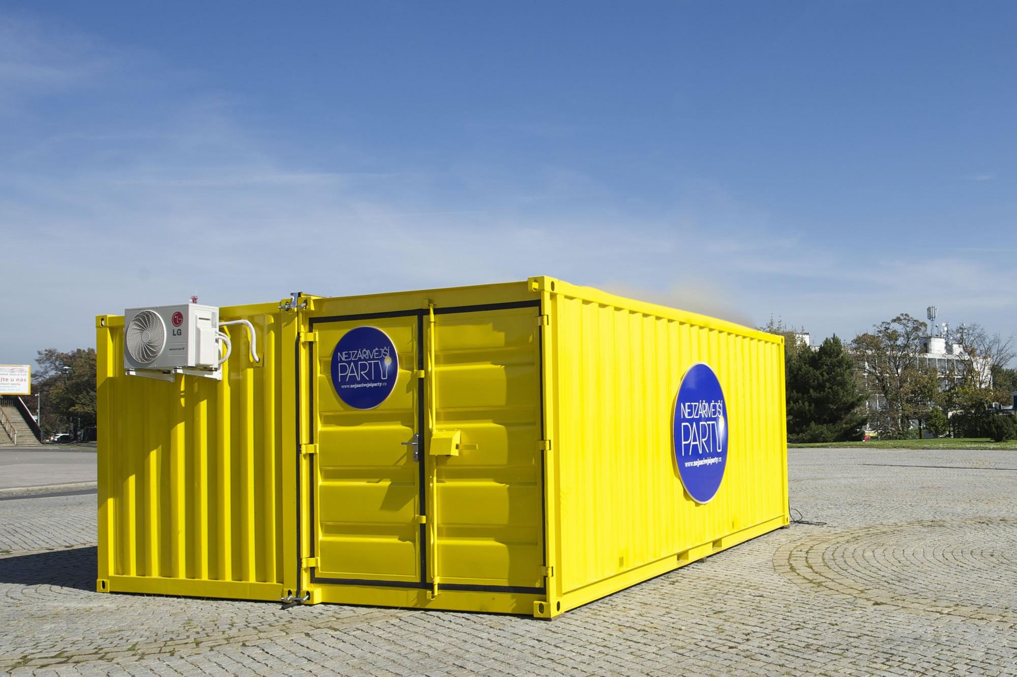 metaxa kontejner
