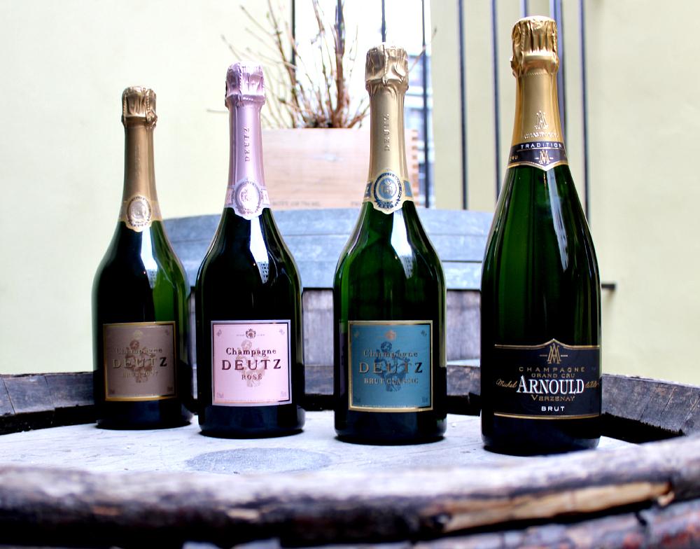 šampaňská