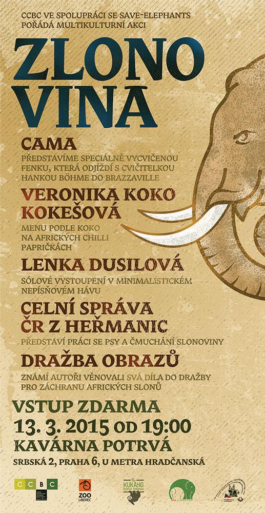 Plakát Zlonovina