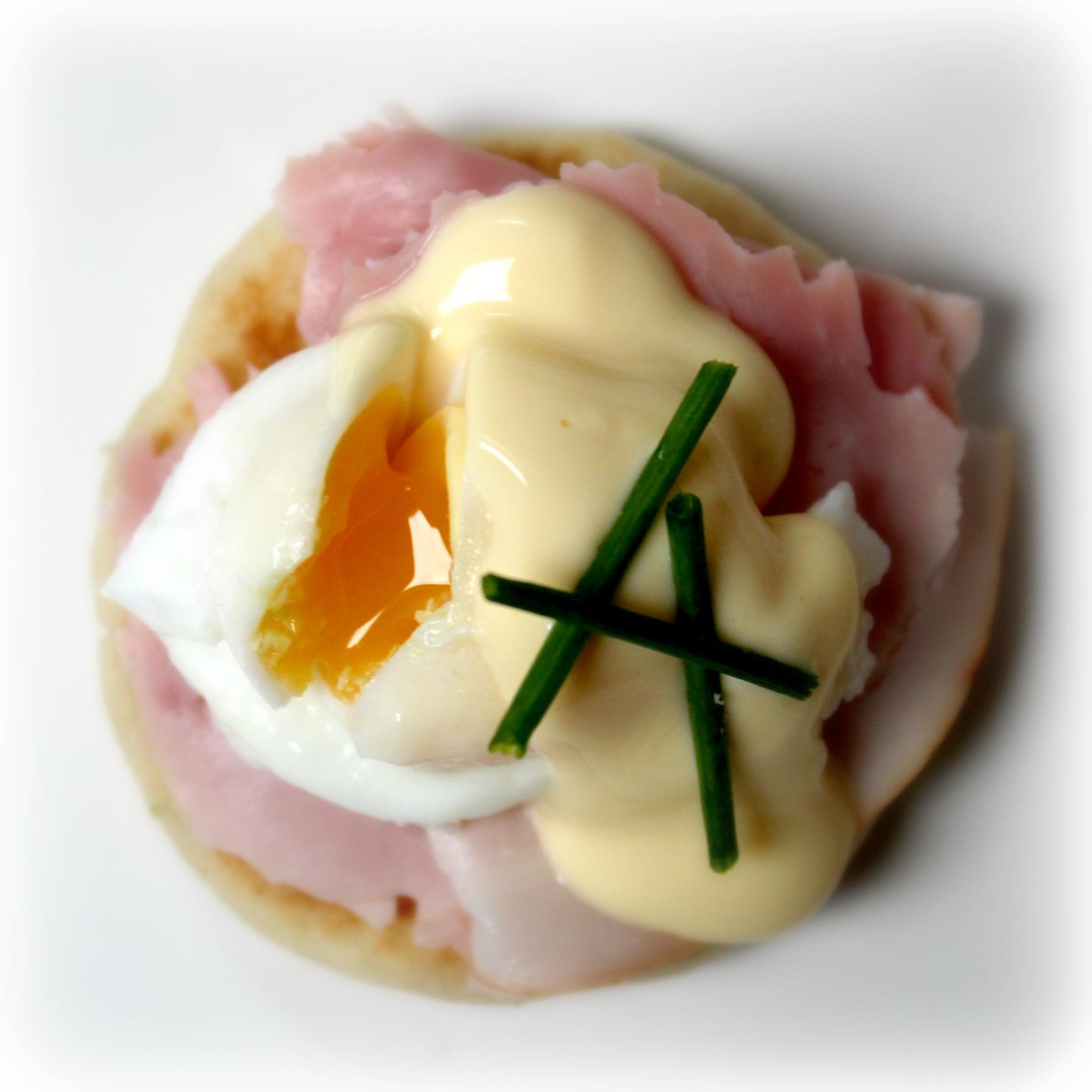 bliny - vejce benedikt