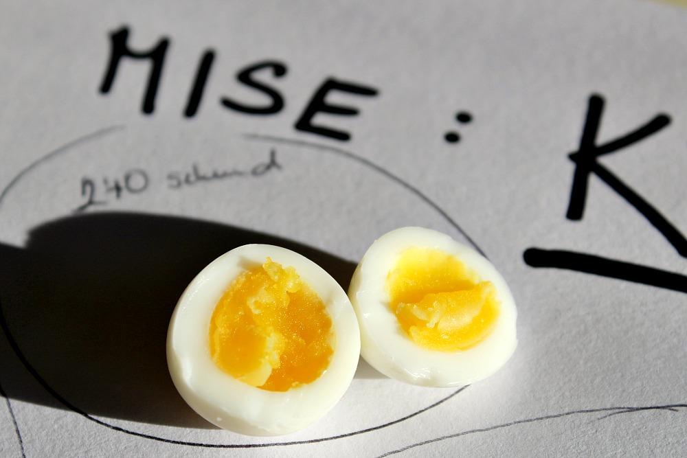 křepelčí vejce vařené 240 s